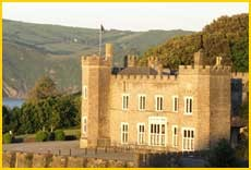 watermouth castle, family attraction, days out with the family, theme park