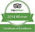 Dorchester Guest House Trip-Advisor-Certificate-of-Excellence-20124-2015-2016